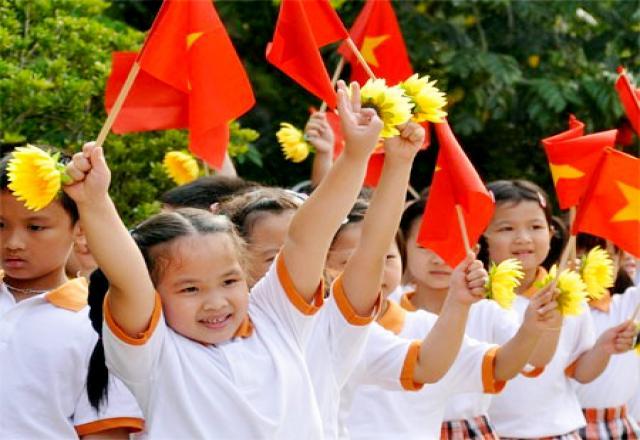 Lịch khai giảng tháng 9 – Khóa học tiếng Nhật cho trẻ em
