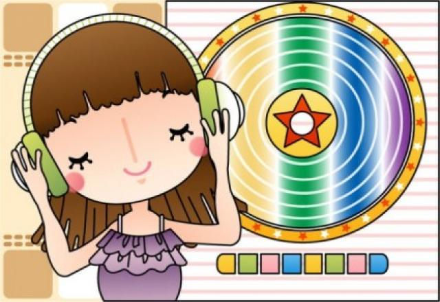 Nghe nhạc tiếng Nhật