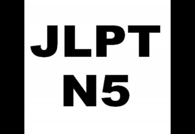 Cấu trúc đề thi năng lực Nhật ngữ N5