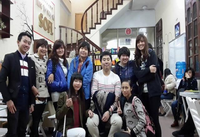 Câu lạc bộ tiếng Nhật tại SOFL