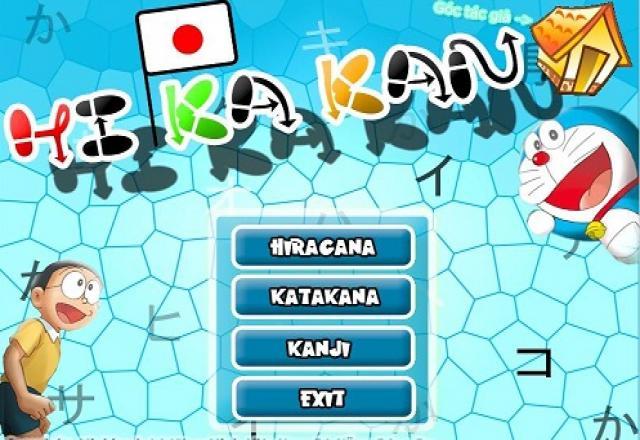 Phần mềm tự học tiếng Nhật hữu ích