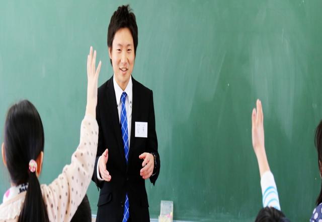 Lớp dạy tiếng Nhật ở Hà Nội