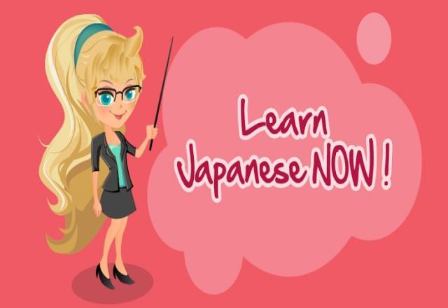 Lớp học tiếng Nhật buổi tối