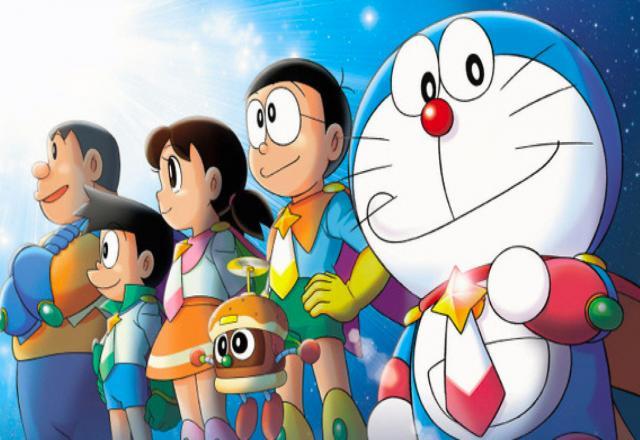 Học bài hát Doraemon bằng tiếng Nhật
