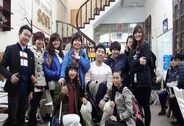 Trung tâm học tiếng Nhật giao tiếp tại Hà Nội