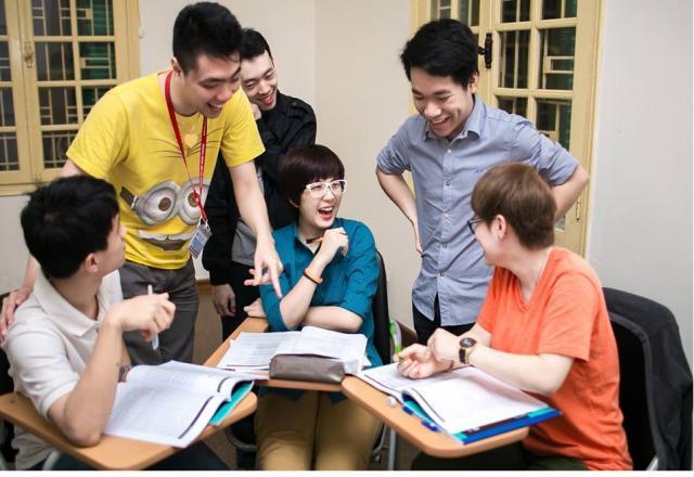 Lớp học tiếng Nhật giao tiếp cơ bản