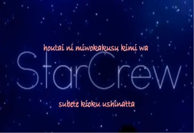 Học tiếng Nhật qua bài hát StarCrew