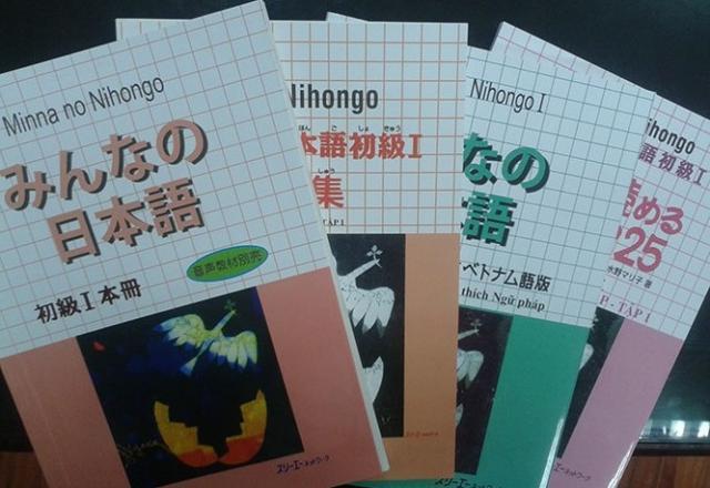 giáo trình học tiếng Nhật Minna no Nihongo đơn giản