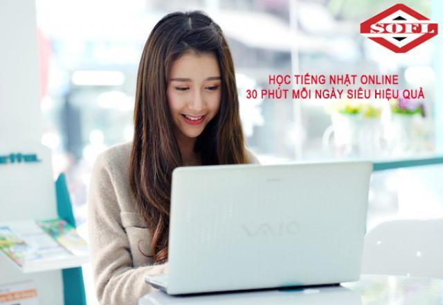 4 bước giúp bạn học tiếng Nhật online đúng cách