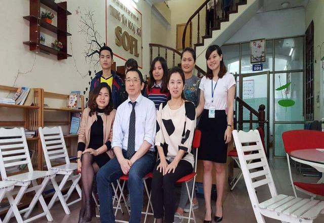 Trung tâm tiếng Nhật SOFL - giao tiếp thành thạo cùng người Nhật