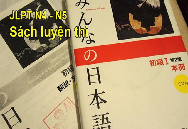 Tổng hợp 5 cuốn sách luyện thi tiếng Nhật N5 không thể bỏ qua