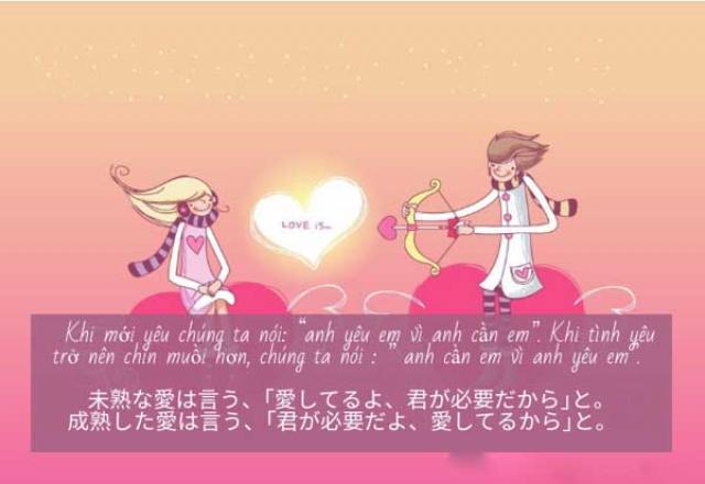 """Thú vị những cách """"tán gái"""" bằng tiếng Nhật"""