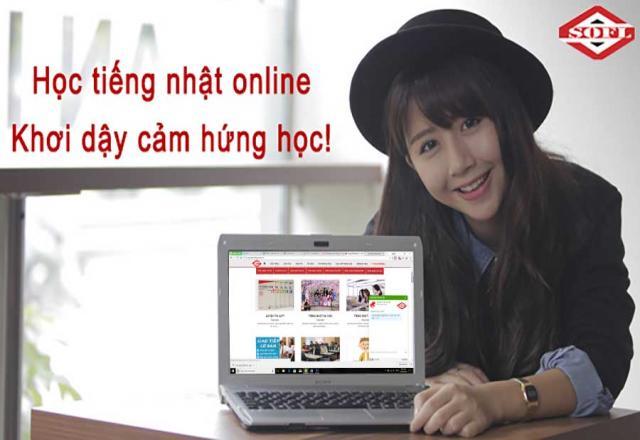 Sức hút của giảng viên dạy tiếng Nhật trực tuyến ở SOFL