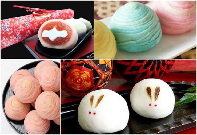 """Văn hóa """"đặc sắc"""" về bánh Mochi của người Nhật Bản"""