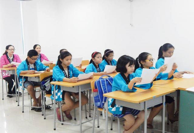 khóa học tiếng Nhật cho trẻ em đem đến điều gì?