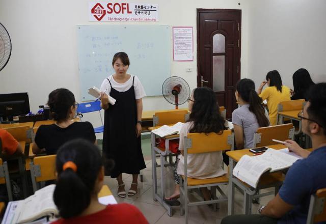 Tiêu chí nào để chọn lớp học tiếng Nhật giao tiếp quận Cầu Giấy tốt nhất?