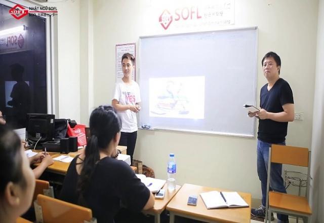 Khóa tiếng Nhật giao tiếp cấp tốc tại Hà Nội
