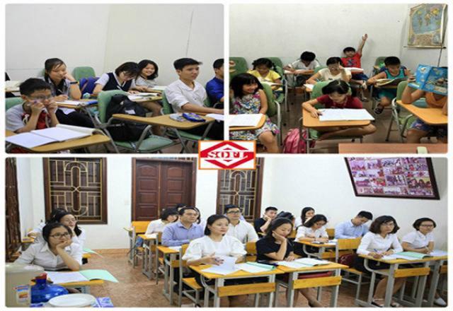 Lớp học tiếng Nhật cơ bản tại TP.HCM