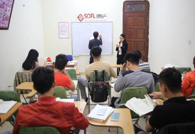 Khóa học tiếng Nhật cấp tốc tại TP. HCM chất lượng nhất 2019
