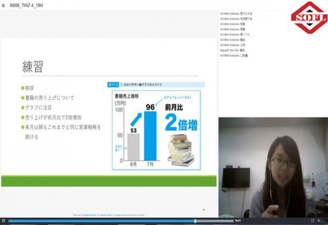 Học tiếng Nhật online có thực sự tốt?