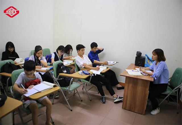 Nội dung khóa học tiếng Nhật sơ cấp 1
