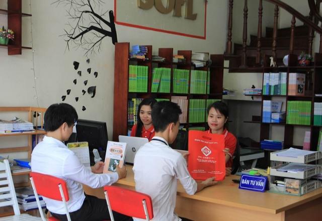 Trung tâm dạy tiếng Nhật hàng đầu tại Hà Nội