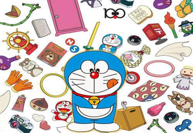 Từ vựng tiếng Nhật về các bảo bối của Doraemon