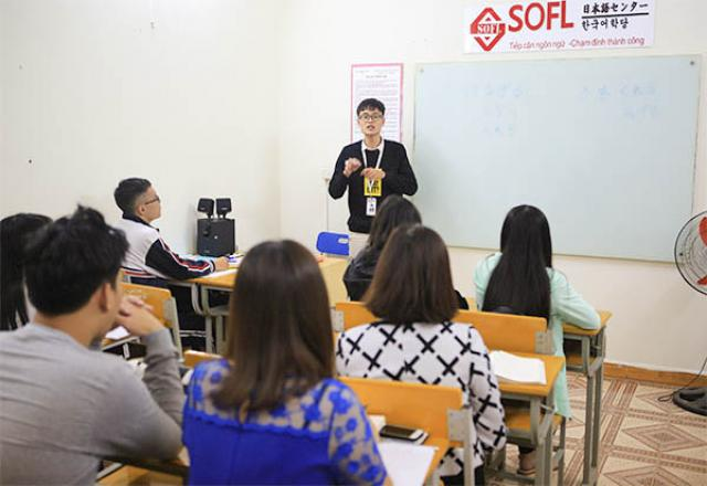 Tiếng Nhật N2- Khóa học tiếng Nhật trình độ cao cấp tại SOFL